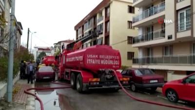Uşak Belediye Başkanı Çakın'dan 'doğal gaz patlamalarına' ilişkin açıklama