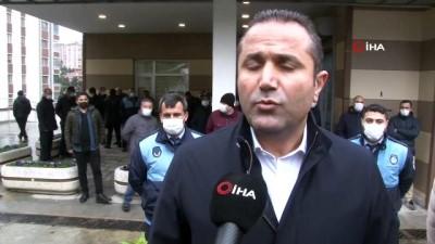İBB zabıtasının Başakşehir'de işgali devam ediyor