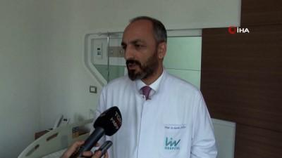 solunum cihazi -  - Kalp ve Damar Cerrahı Profesör Covid-19'a yenik düştü