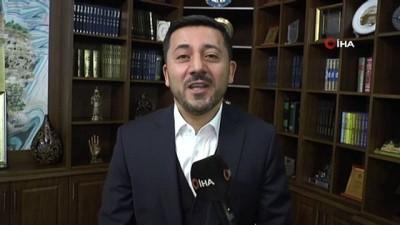 Nevşehir Belediye Başkanı Arı iadeyi ziyarete hazırlanıyor