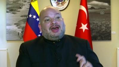 kamu gorevlileri - Venezuela Dışişleri Bakan Yardımcısı Ron'dan 6 Aralık'ta yapılan seçimlere ilişkin açıklama