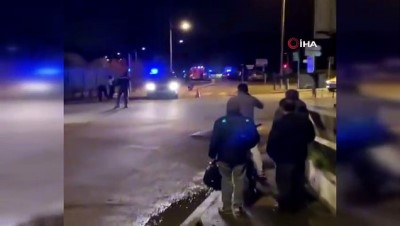 bosanma davasi -  - Paris'te Rehine Krizi: 2 Yaralı - Silahlı Şirket Sahibi, Eşini Rehin Aldı