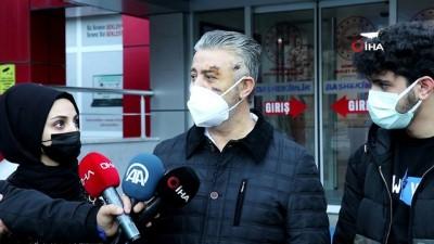 Silahlı saldırıda yaralanan Gümüşhanespor Başkanı Vahit Olgun taburcu oldu