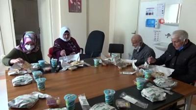 Sivas'ta ilk kez yapılan ameliyat yenilen yemekle test edildi