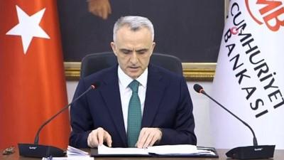 """enflasyon hedefi -  TCMB Başkanı Ağbal: """"Enflasyonu düşürmekte kararlıyız"""""""