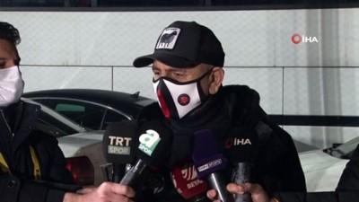objektif - Süleyman Hurma: 'Sahada penaltı pozisyonundan daha tehlikeli ve daha garez şeyler oldu'
