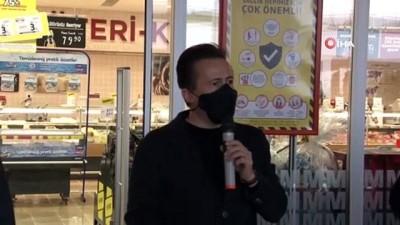supermarket -  Tuzla, işletmeciler için cazibe merkezi haline geldi