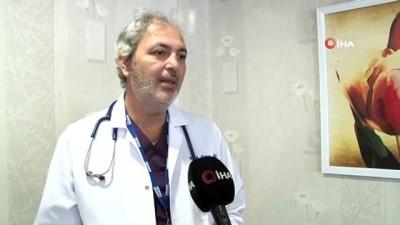"""uyku duzeni -  Dr. Öğr. Üyesi Koçer: """"Virüsü yenmek için vücudumuzun hazır olup olmadığını tespit edebiliyoruz"""""""