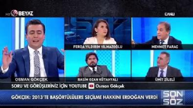 ferda yildirim - Osman Gökçek: 'Atatürk CHP'den çoktan tasfiye edildi'