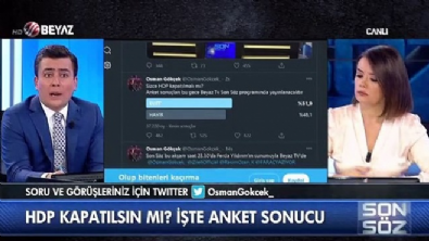 ferda yildirim - Osman Gökçek: 'HDP bir bölücülük partisi haline dönüşmüştür'