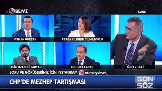 ferda yildirim - Osman Gökçek: 'Muharrem İnce'nim CHP'den ayrılmasının en büyük sebebi partideki mezhepçi yapıdır'