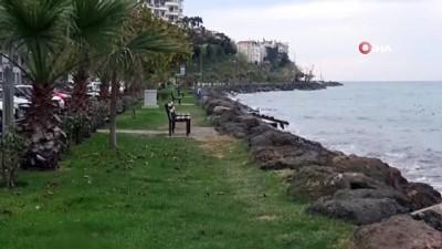 Sinop'ta kısıtlama sessizliği