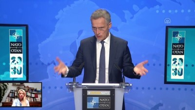 disisleri bakanlari - BRÜKSEL - NATO, Afganistan hükümeti ile Taliban arasındaki anlaşmadan memnun