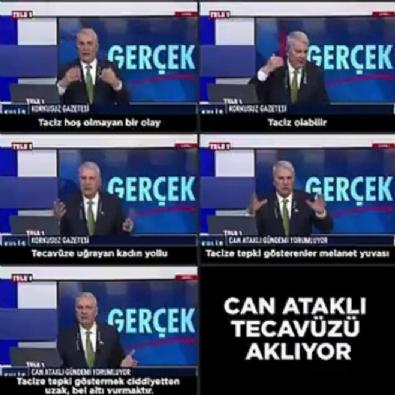 Can Ataklı CHP'deki tecavüz skandalını böyle savundu!