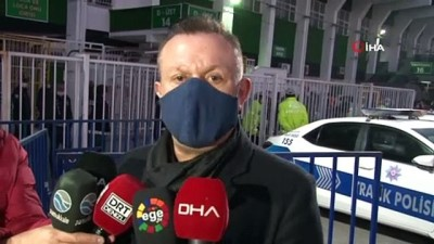"""Başkan Çetin: """"Denizlispor'un bu ligde yenemeyeceği bir takım yok"""""""