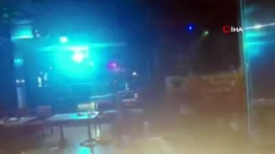 Doğum günü partisi düzenleyen eğlence merkezine polis baskını