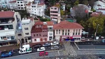 dar sokaklar -  İstanbul'un en dar sokağı 89 santimetre