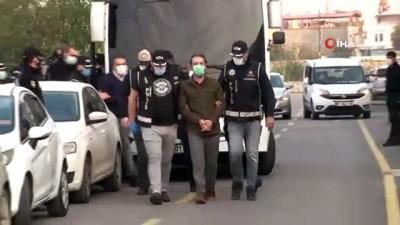meclis uyesi -  Ceyhan'daki rüşvet operasyonu zanlıları adliyeye sevk edildi