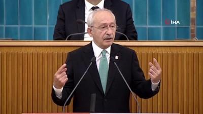Kemal Kılıçdaroğlu: '3 bin 100 lira olmalı asgari ücret. Bunun altında bir asgari ücreti gerçekçi bulmuyoruz'
