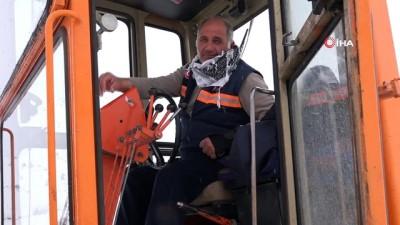 - Tunceli'nin yüksek kesimlerinde kar yağışı etkili oldu