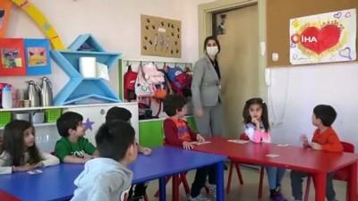 yabanci dil -  Afrin şehidinin adını taşıyan kreş 3 dilde eğitim veriyor
