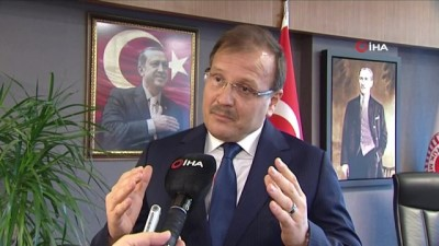 İnsan Hakları İnceleme Komisyonu Başkanı Çavuşoğlu 'çıplak arama' iddialarına cevap