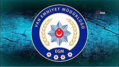 Van merkezli 12 ilde operasyon: 21 gözaltı