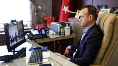 Ağrı'da Mehmet Akif Ersoy'u anma programı düzenlendi