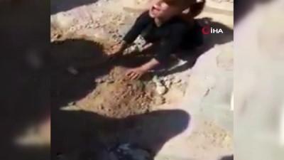 - Annesi Öldürülen Yemenli Çocuğun Yürek Yakan Feryadı - Yemen'de Husiler, Hamile Kadını Çocuklarının Gözü Önünde Öldürdü