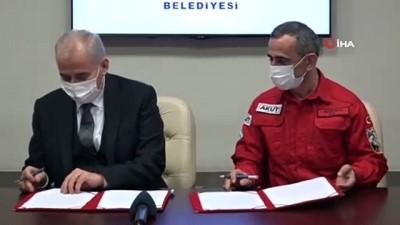 deprem bolgesi -  Denizli Büyükşehir Belediyesi'nden afet yönetimine büyük destek