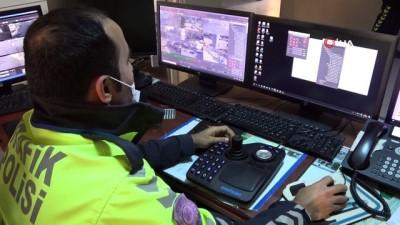kural ihlali -  KGYS ile kural ihlaline geçit yok...Hatay'da son bir yılda 257 bin 206 kişiye trafik cezası yazıldı