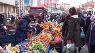 Kırıkkale'de 56 saatlik kısıtlama öncesi sıkı denetim