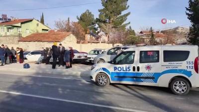 Burdur'da acemi askerler birliklerine teslim oldu