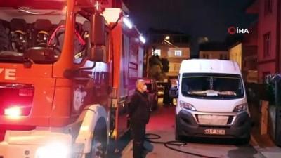 nadan -  Mutfak tüpünden sızan gaz patladı: 2 yaralı