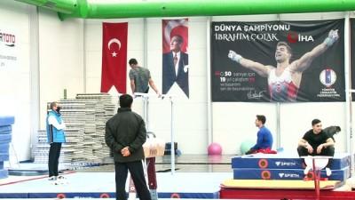 olimpiyat oyunlari - Ferhat Arıcan: 'Olimpiyatlara madalyanın en büyük adayı olarak gideceğiz'