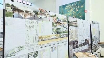 - Atatürk Kapalı Spor Salonu'nun projesi belirleniyor