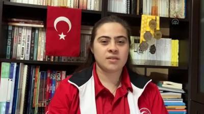 ANKARA - Dünya Engelliler Günü'nde özel sporculardan Cumhurbaşkanı Erdoğan'a teşekkür mesajları