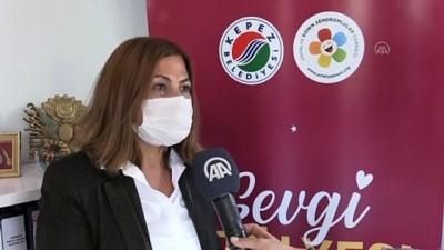 oyunculuk - ANTALYA - Down sendromlu çocukların yer aldığı klipte Kovid-19 tedbirleri anlatıldı