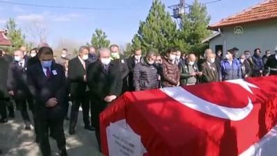 ÇANKIRI - TBMM Başkanı Şentop'un koruma polisi defnedildi (2)