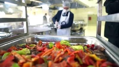 GAZİANTEP - Karantinadaki ailelere gıda desteği