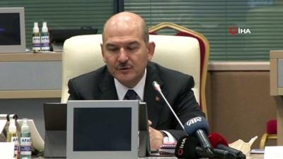 """kripto -  İçişleri Bakanı Süleyman Soylu: """"AFAD isminde yeni bir uygulama yapacağız"""""""