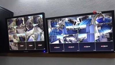 kamera sistemi -  Kablo hırsızlığı olaylarından bıktılar, mahalleyi güvenlik kameraları ile donattılar
