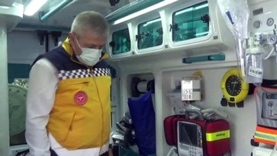 Sağlık Bakanlığı'ndan Bursa'ya 18 ambulans