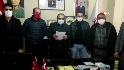 - Şehit yakınları ve gaziler AİHM'in Demirtaş kararına tepki gösterdi
