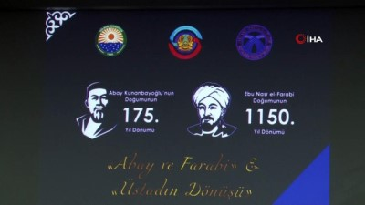 edebiyat -  Türk Dünyasının ünlü şairi Abay Kunanbayoğlu'nun adı Gölbaşı'nda yaşayacak