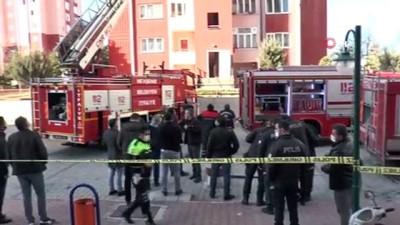 Nevşehir'de korkutan yangın: 6 kişi dumandan etkilendi