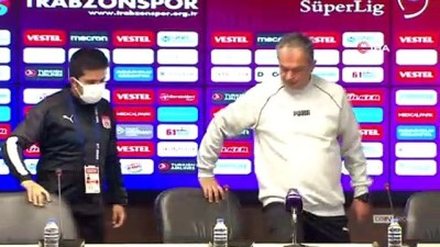 Bülent Albayrak: 'Trabzonspor'a karşı deplasmanda alınan 1 puan iyidir'