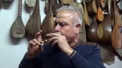 Burdur'un Yörük çalgısı coğrafi işaret aldı