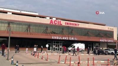 - Korona virüsün zirve yaptığı Kilis'te ek yoğun bakım servisi açıldı