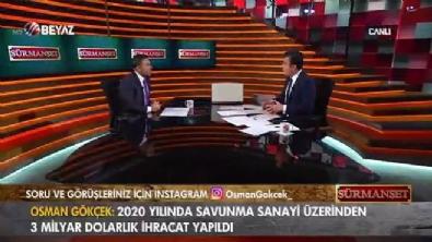 surmanset - Osman Gökçek Türk savunma sanayinin geldiği noktayı paylaştı!